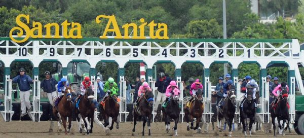 Santa Anita S Back With A New Track And More Fan Friendly