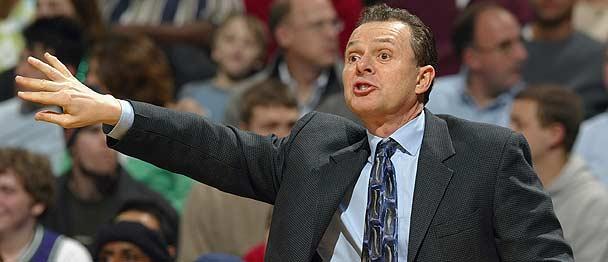 Clippers assistant coach Bob Ociepka in his 21st NBA season