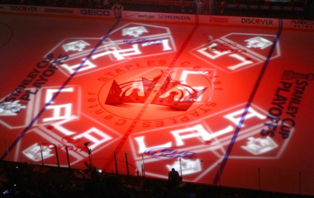 The Kings start the series red hot!