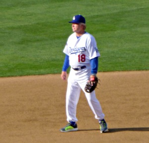 Russell roaming at shortstop