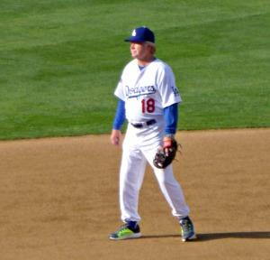Russell roaming at shortstop