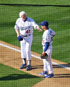 Reuss and Buckner renew acquaintances