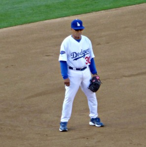 Wills at 80 still looks good in the Dodger infield