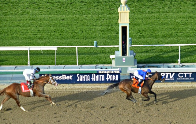 Game On Dude wins the 'Big Cap' again