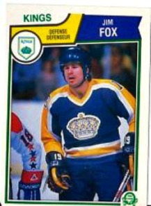 Jim Fox card