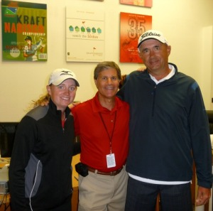 with Stacy and dad Dale after 2012 KNC title